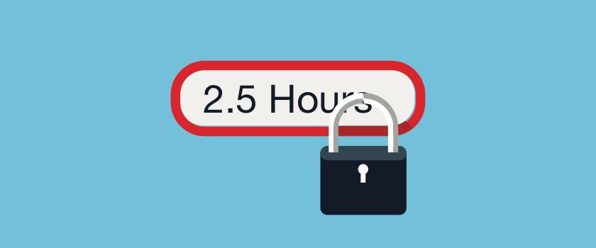 Locking time entries
